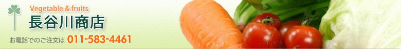 野菜のソムリエがいるお店 長谷川商店
